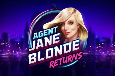 Agent-Jane-Blonde-Returns-Slot